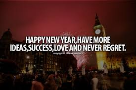 New Year Quotes 2012