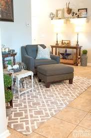 best rugs for farmhouse decor the trend affordable style this silly rug from girls