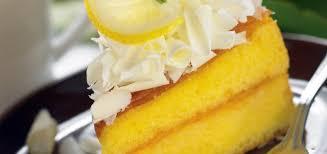 Resep Camilan Lemon Cake Palmia
