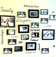 family wall picture frame family frames for wall family frames for wall wall art design ideas family wall picture frame family picture wall ideas