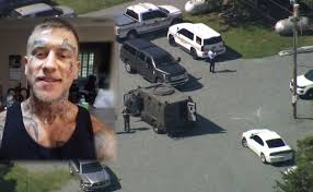 Extremely dangerous' man wanted in killing of NC mom captured
