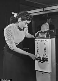 Antique Whiskey Vending Machine For Sale Enchanting Vintage Vending Machines You Never Knew Existed Daily Mail Online