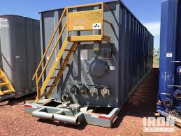 Menard Frac Tank In Gillette Wyoming United States