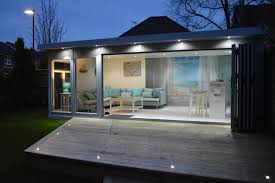 summer house lighting. Beautiful House Beautifully Lit Up With Our Apprun Lighting Programmed To Switch On At  Dusk  Inside Summer House Lighting R
