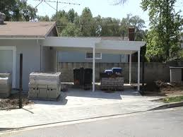 adding a carport to an existing garage garages how much does it cost