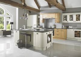 fitted kitchens cream. Delighful Cream Lincoln Pantry Cream Fitted Kitchen Throughout Kitchens O