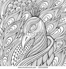 Small Picture Top 25 best Abstract coloring pages ideas on Pinterest Adult