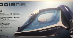 Электрический <b>утюг Polaris PIR 2444K</b> Cord[LESS]   Утюги ...