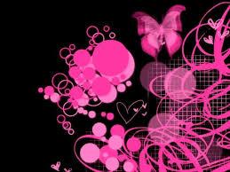 Cool Pink And Black Background Pink Amp Black Wallpaper Pink Amp Black Desktop Background