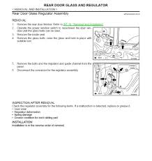 power window motor removal and install nissan titan forum power window motor removal and install window2 jpg