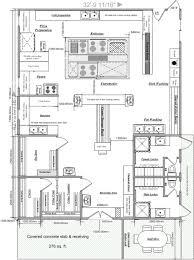 restaurant kitchen design. Beautiful Kitchen Blueprints Of Restaurant Kitchen Designs In Design K
