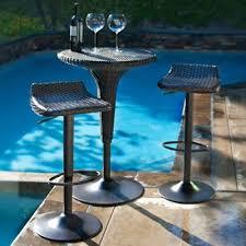 Buy Portofino Airlift <b>3</b>-<b>piece Bar Set</b> Pool Deck Patio - ChaLeShopA