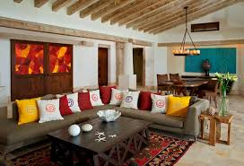 mexican living room furniture. colorful modern mexican eclectic-living-room mexican living room furniture a