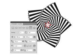 How To Create Artwork In Op Art Style Using Adobe Illustrator Vectips