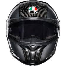 Agv Sport Modular Helmet Dark Gray Carbon