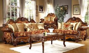 Traditional Living Room Sofa