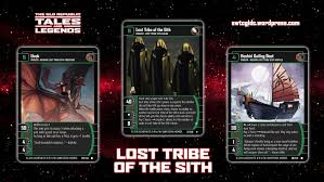 Trading Card Design Star Wars Trading Card Game Tal Wallpaper 3 Lost Tribe Of The Sith