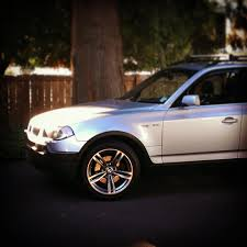 Coupe Series 2001 bmw 325i tire size : how big of a rim/tire for x3? - Bimmerfest - BMW Forums