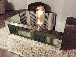 next mirrored coffee table from mae range excellent condition bought for 400 and ing