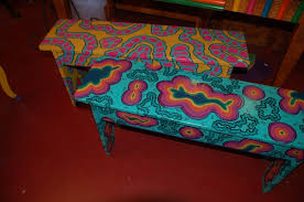 Httpsipinimgcom736x39d00439d00442bf1a9f3Hand Painted Benches