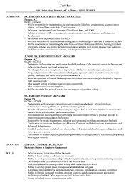 Salesforce Project Manager Resume Samples Velvet Jobs
