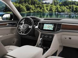 2018 volkswagen atlas interior. exellent 2018 interior overview with 2018 volkswagen atlas interior