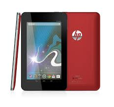 mwo borders: Specification of HP Slate 7