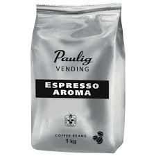"""<b>Кофе</b> в зернах <b>PAULIG</b> (<b>Паулиг</b>) """"<b>Vending Espresso</b> Aroma ..."""