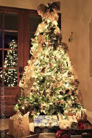 the lil blue boo christmas tree for michaels dream tree challenge via lilblueboo