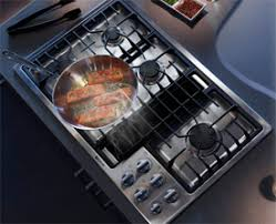 gas cooktop with downdraft. Jenn-Air Downdraft Cooktop Review Gas With