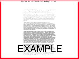 "my teacher my hero essay writing contest homework writing service my teacher my hero essay writing contest page 1 of 3 ""why my teacher"