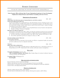 What Is A Chronological Resume 100 sample chronological resumes sap appeal 86