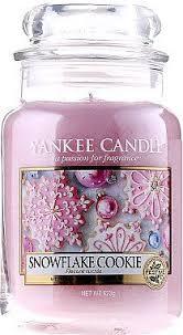 """<b>Ароматическая свеча</b> в банке """"Снежинки"""" - Yankee Candle ..."""