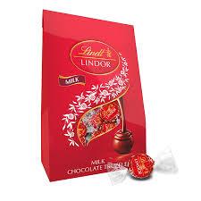 Lindor Milk Holiday Bag, 15.2oz ...