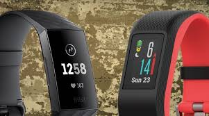Fitbit Comparison Chart 2016 Fitbit Charge 3 Vs Garmin Vivosport Activity Tracker Face
