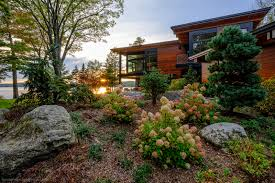 Nature Escapes Landscape Design Inc Natural Beauties Lush Layered Landscapes Boston Design Guide