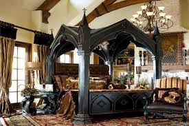 simple artistic with gothic style chandeliers