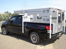 RAVEN POP-UP (5.8' SHORTER BED) - Four Wheel Campers | Low Profile ...