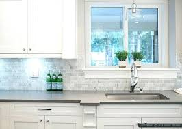 gray glass tile backsplash full size of white marble tile gray mosaic subway idea com home
