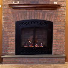 lexington series direct vent gas fireplace