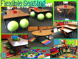 try to offer diffe seating options for students beanbag chairs carpet squares pillows director chairs the list can go on and on