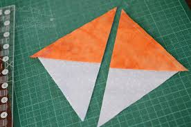 sew create it: Rainbow Migrating Geese –Tutorial & Carefully press open the 2 triangles creating a left and right unit. Adamdwight.com