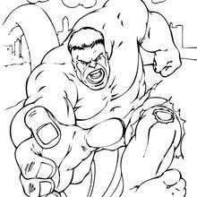 Small Picture THE INCREDIBLE HULK coloring pages 60 free superheroes coloring