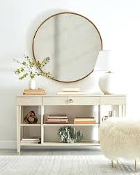 Entrance Hall Console Table Stunning Mirrors And Tables With Best