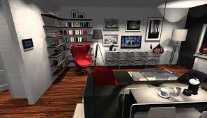 youtube office space. Living Room With Kitchen And Office Space 002 YouTube Youtube