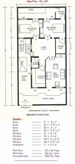 30 60 house plan lovely 30 60 house design ipbworks of 60