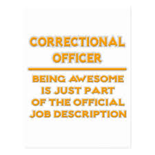 Correctional Officer Humor Postcards | Zazzle