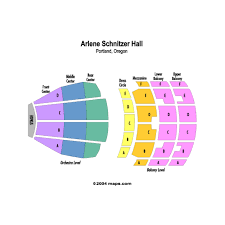 Arlene Schnitzer Concert Hall Portland Event Venue
