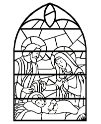 Easter Stained Glass Coloring Pages Inspirational Best Christian