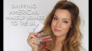 how to shipping american makeup brands to the uk my gosend experience shonagh scott